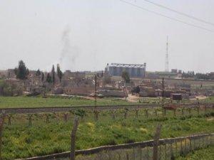 PYD, Til Xelef kasabasını ele geçirdi