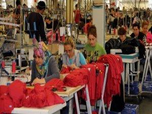 Güneydoğu'nun tekstil ihracatı arttı