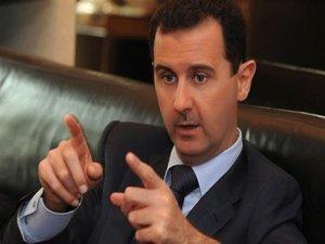 Esed xwe ji bo senaryoya parçekirina Sûriyê amade dike
