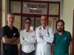 Diyarbakır organ bağışında Türkiye 6'ncısı