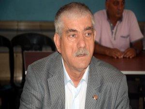 DİSK Başkanı Beko: 'Utanç duvarı' derhal kaldırılmalı