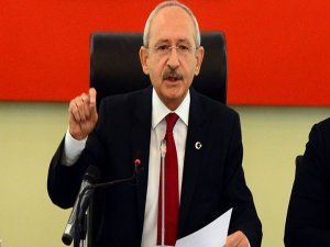 Kılıçdaroğlu: Türkiye bir çete tarafından yönetiliyor