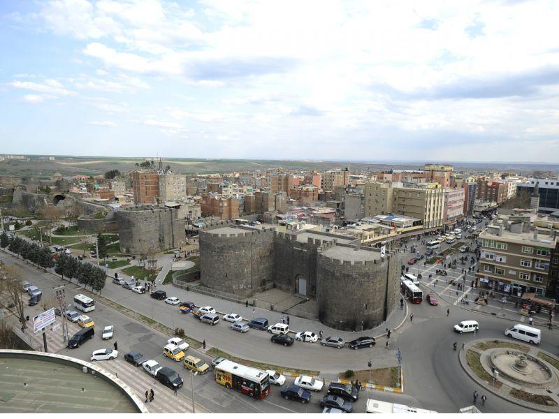 Diyarbakır surları ve hevsel bahçeleri dünya mirasına aday