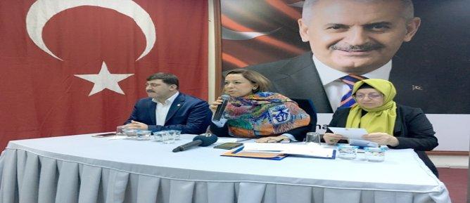 AK Partili Çalık: 'Evet' demek Diyarbakır'ın yatırımla buluşması demektir