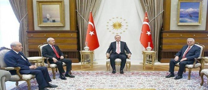 Erdoğan'dan Kılıçdaroğlu'na: 'Gelmem' diyordu, kuzu kuzu geldi