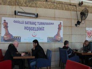 Siirt'te satranç turnuvası düzenlendi