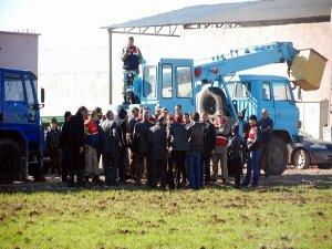 Jandarmalı kaçak elektrik operasyonu
