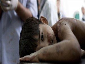 NY: Li Sûriyê10 hezar zarok hatine kuştin