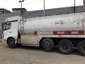 7 bin 992 litre kaçak akaryakıt ele geçirildi
