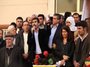 BDP saldırıyı protesto etti