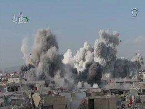 BM, varil bombalı saldırıları kınadı