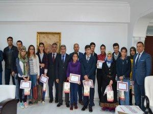 Mardin'de 'Kitap Okuma' yarışması