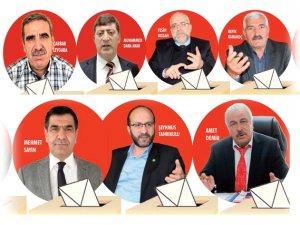 Siyasi parti temsilcilerinden referandum değerlendirmesi