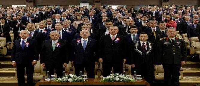 AYM Başkanı: OHAL KHK'larını denetleme yetkimiz yok