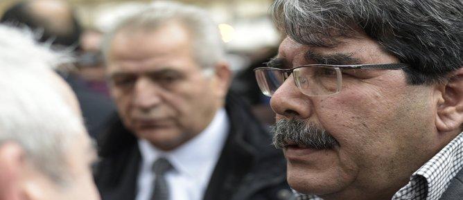 Salih Müslim'den açıklama: Koalisyonun onayı olmadan Türkiye'nin uçakları orada uçamaz
