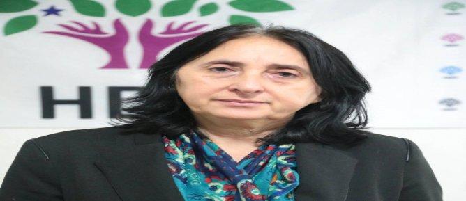HDP Milletvekili Aydoğan'ın tahliyesine itiraz
