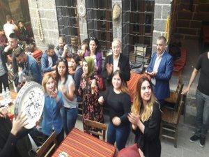 Zonguldaklı gençler 'tilili' çekti