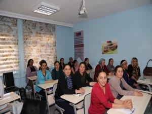 """Tunceli'de """"Kırsaldan Umutlar Filizleniyor"""" projesi"""