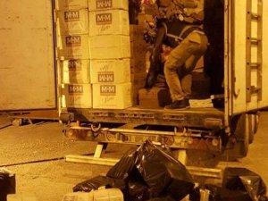 Mardin merkezli 4 ilde kaçakçılık operasyonu