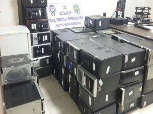 Mardin'de yasa dışı bahis operasyonu: 6 tutuklama