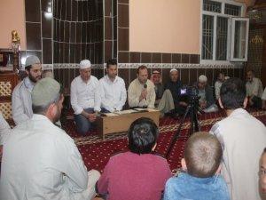 Berat Kandili, Mardin'de dualarla ihya edildi