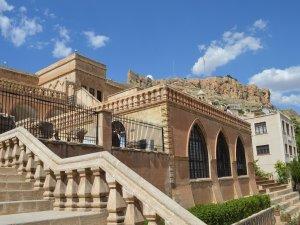 Mardin Kalesi turizme açılmayı bekliyor