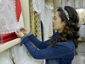 Antep işi, kadınların elinde sanata dönüşüyor