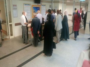 Siirt Devlet Hastanesinden ramazanda ek mesai