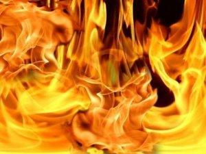 Antep'te yangın: 3 ölü