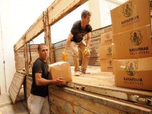 Kayapınar Belediyesinden 3 bin kişiye gıda yardımı