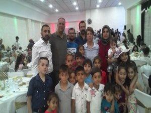 İNSİYAD'dan Kimsesizler ve yoksul aileler için iftar