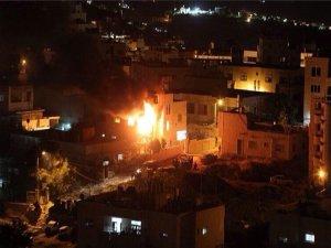 İsrail, Gazze şeridini bombaladı