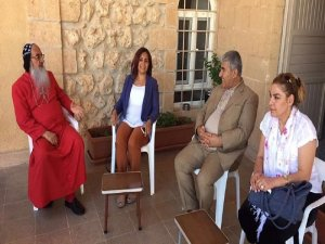 CHP Mardin'de: Süryanilere ait varlıkların Diyanet'e devri Lozan'a aykırı