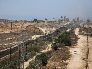 Mısır - Gazze sınırına tampon bölge