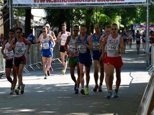Diyarbakırlı atlet dünya ikincisi oldu
