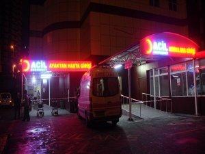 Muğla'da 17 asker hastaneye kaldırıldı