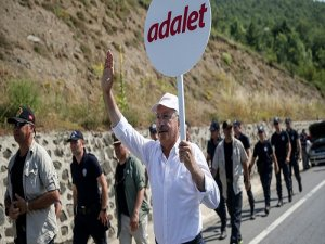 'Adalet Yürüyüşü'nde 17. gün: Antikapitalist Müslümanlar'dan destek