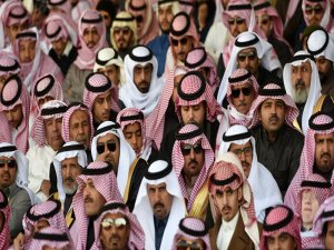 Suudi prens ve prensesler Bodrum'da tatilin keyfini çıkardı