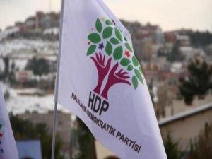 HDP'den 2 Temmuz açıklaması