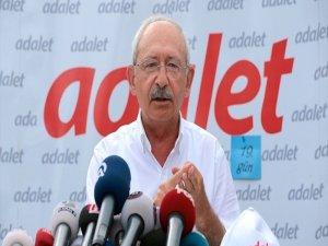 Kılıçdaroğlu: İstanbul'a yaklaşırken provokasyon olacağı yönünde duyumlar var