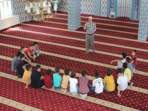 Sason'da yaz Kur'an kurslarına yoğun ilgi