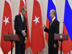 Putin ve Erdoğan'ın G20 gündemi belli oldu