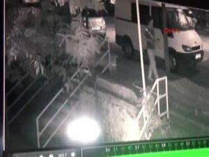 Kameralara Yansıyan Kapkaççı Yakalandı