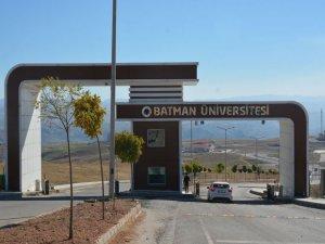 Batman Üniversitesine engelli kontenjanı