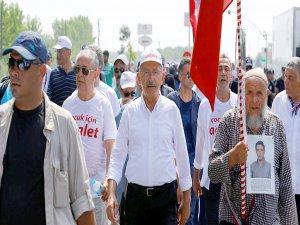 Kılıçdaroğlu'ndan hakim ve savcıların görev yerlerinin değiştirilmesine tepki