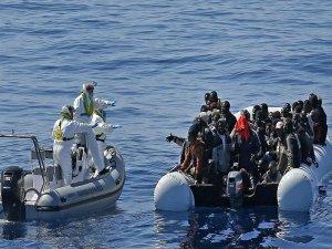 'Akdeniz'deki göçmen ölümlerindeki artışın sorumlusu AB'