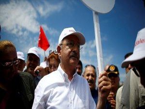 Kılıçdaroğlu: Ne demek 'izin veriyoruz', bu bizim anayasal hakkımız