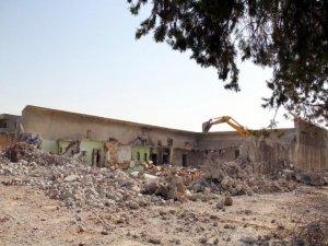32 yıllık cezaevi yıkılıyor, yerine Kuran Kursu inşa edilecek