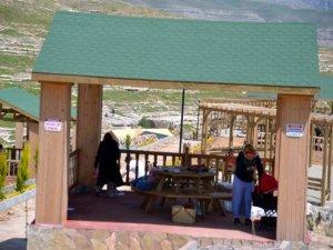 Tinerci yuvası olan tarihi mekan, modern mesire alanına çevrildi