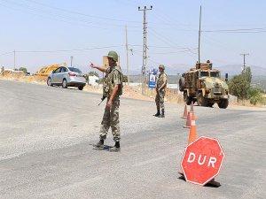 """Siirt'te, """"geçici özel güvenlik bölge"""" uygulaması uzatıldı"""